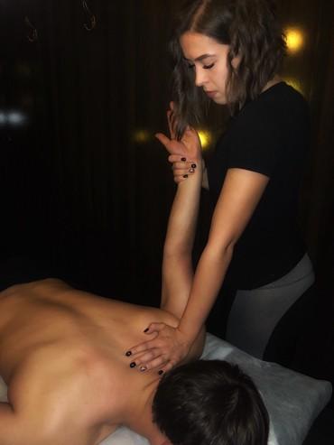 Общий массаж тела от 900 сом и выше... в Бишкек