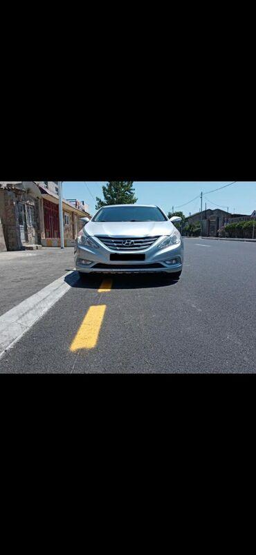 Hyundai Sumqayıtda: Hyundai Sonata 2 l. 2011