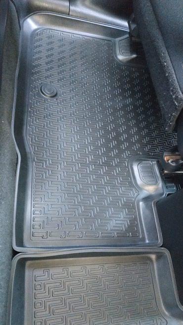 штатный иммобилайзер в Кыргызстан: Коврики резиновые для Хонда CR-V 6г.не пахнут имеются крепления(