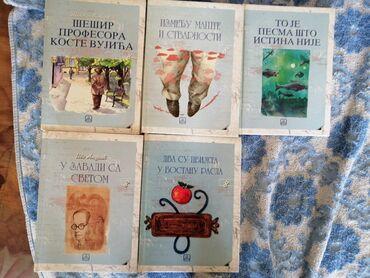 Knjige, časopisi, CD i DVD | Ivanjica: Pet lektira za 8.razred
