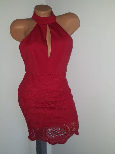 S haljina moze i xs iz inostranstva