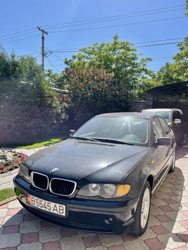 BMW 3 series 2 л. 2004 | 259000 км