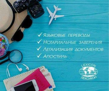 """Меняю Переводческое агенство""""lexicon"""" (г. Бишкек) на телефон iPhone X в Бишкек"""