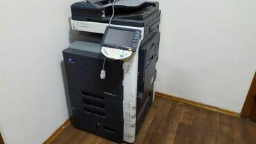 Продается мфу принтер Konica Minolta bizhub c550, не работает, нужна