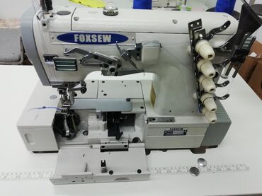 IBERDEK FOKSEW industrijska mašina za porubljivanje,paspuliranje