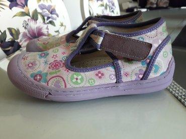 BALDINO sandale za devojcicu sa koznim gazistem, u odlicnom stanju! - Valjevo