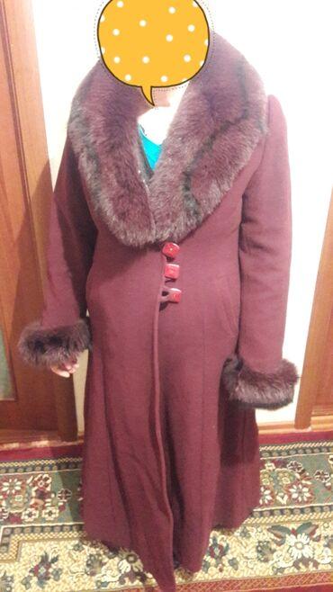 Пальто кашемировое в хорошем состоянии продаем за символичную цену