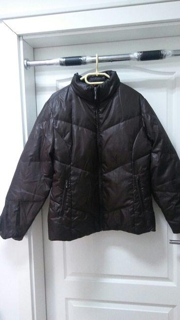 CA tamno braon jakna.ramena52.duzina rukava60.duzina cele jakne68 - Jagodina