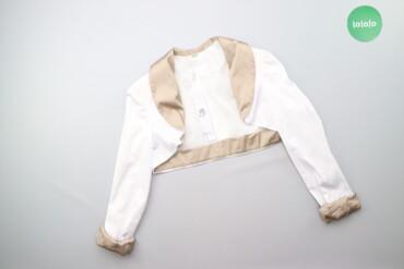 Жіноче болеро італійського бренду Leidiro, p. S/M    Довжина: 32 см Ши