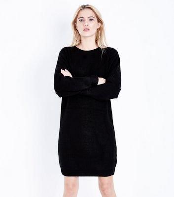 ZARA πλεχτο φορεμα μαυρο. Εξαιρετικη ποιοτητα, φορεμενο ελαχιστα. σε Κεντρική Θεσσαλονίκη
