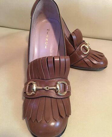Женская обувь в Ош: Продаются абсолютно новые туфли от Nursace. Было надето один раз на