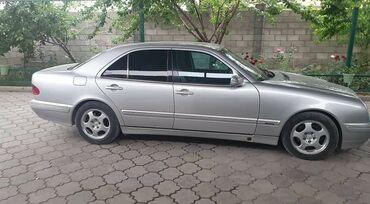 сидения мерседес в Кыргызстан: Mercedes-Benz E-Class 3.2 л. 2000