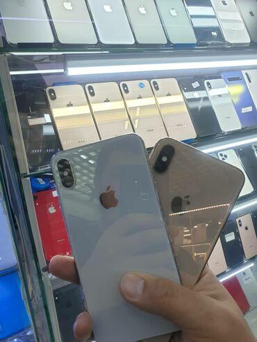 iphone xs max купить бу в Кыргызстан: Б/У iPhone Xs Max 64 ГБ Золотой