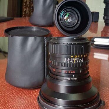 Объективы и фильтры - Кыргызстан: Советский объектив Гелиус под canon с расширительным стеклом