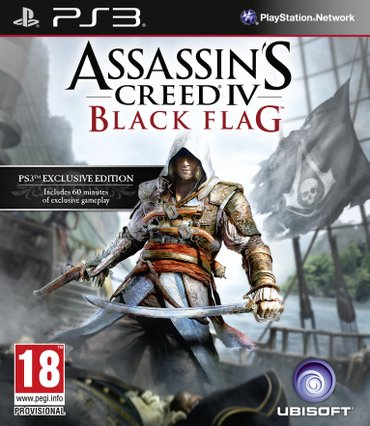 Bakı şəhərində Assassins creed black flag (ps3)