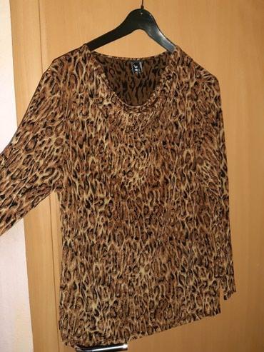 Print-postavljen - Srbija: Zenska bluza leopard print