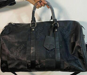 Дорожная+тренировочная сумка Louis Vuitton с новое поступление