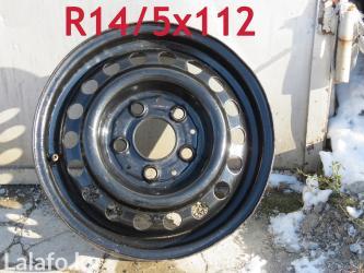 r14 диски в Кыргызстан: Диск от w201 mercedesa. в наличии 1-штцена: 450 сомпараметры:pcd