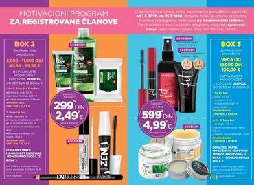 Lepota i zdravlje   Batajnica: Pridruži nam se i TI️Uštedi kupujući - na svaku kupovinu ostvari