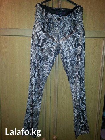 Новые джинсы (стрейч) под змею разм. 44-46 в Бишкек