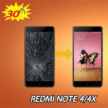 xiaomi-redmi-note-4x-4 в Азербайджан: Redmi Note 4/4X sensor bərpası 30 azn.Ekran 35 azn.Məhsullarımız tam