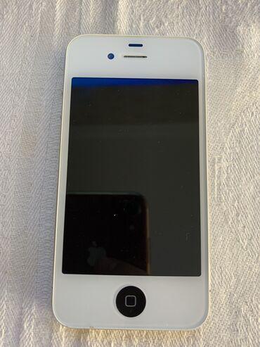 iphone 4 telefonunu al - Azərbaycan: İşlənmiş iPhone 4 Ağ