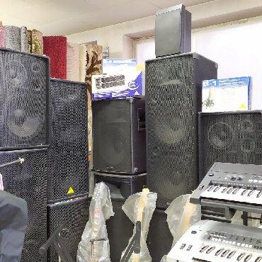 акустические системы qitech колонка в виде собак в Кыргызстан: Профессиональное музыкальное оборудование Колонки, синтезаторы,микрофо