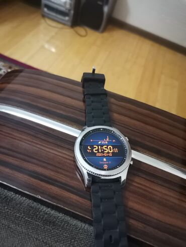 samsung gear s3 в Кыргызстан: Мужские Наручные часы Samsung