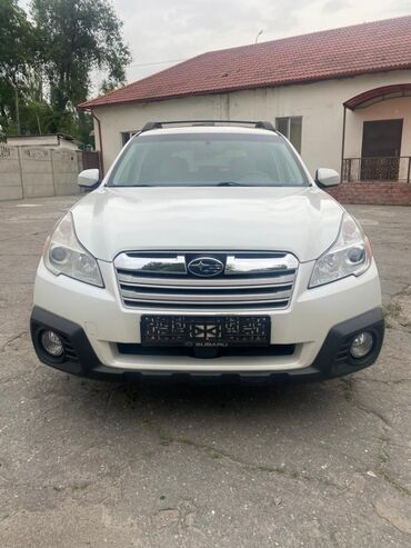 сколько стоит шины в Кыргызстан: Subaru Outback 2.5 л. 2014 | 107840 км