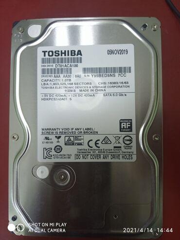 Жёсткий диск 1000 Гб новая, отдам за 2 тысяч срочно