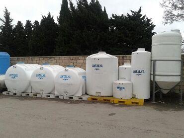 demir su cenleri в Азербайджан: Simsek LTD Plastik su cenleri, su ceni, su baki.1000 LT- 110 AZN, 1500