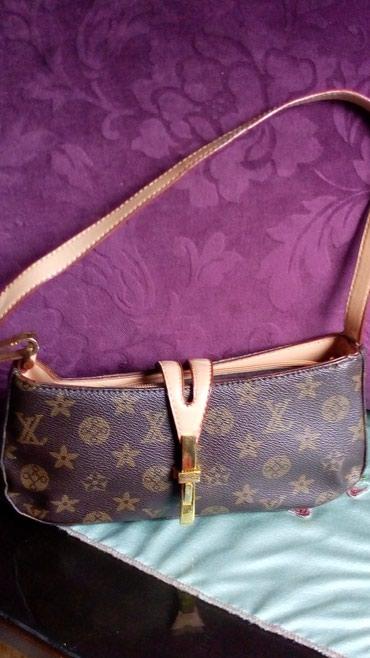 Aro 24 3 mt - Kraljevo: Nova Louis Vuitton torbica. dim. materijal canvas. 24-10-7 cm