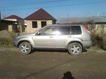 Продаю или меняю ниссан X-trail,2003 г.  обьем 2 ,правый руль, в отлич в Лебединовка