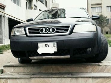 Bakı şəhərində Audi Allroad 2005