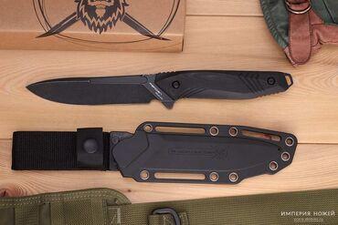 настольная плита мечта в Кыргызстан: Тактический Нож Ferden D2 - MR.BladeНож с фиксированным клинком