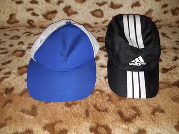 Головные уборы - Кыргызстан: Продаю кепки почти новые 1шт 200 сом.В моём профиле много разного захо