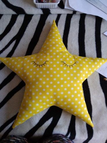 Мягкая подушка -звездочка, для сладких в Бишкек