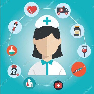 Выезд медсестра капельница укол в/в в/м Медсестры с опытом поставят