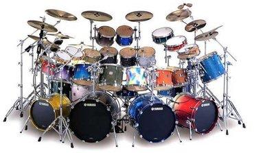 Drums ιδιαίτερα μαθήματα αναγνωρισμένος καθηγητής της zildjian