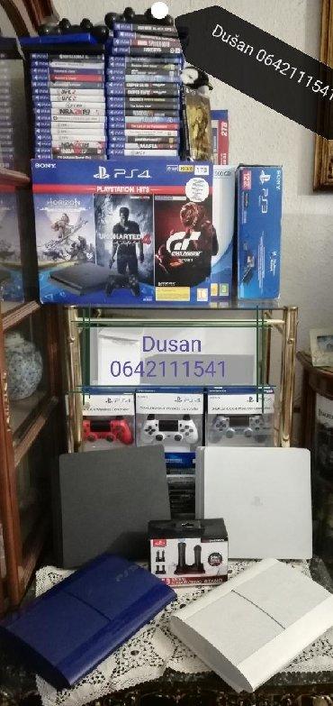 99 oglasa | PS4 (SONY PLAYSTATION 4): Na prodaju konzole sony ps3 i ps4 konzola, igrice, dzojstika i opreme