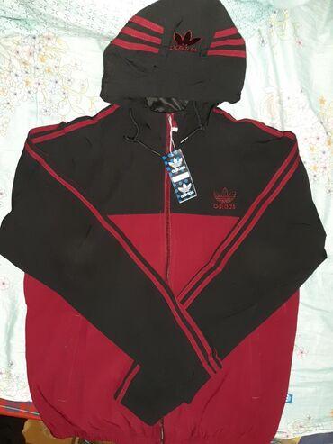 Мужская одежда - Джалал-Абад: Джалал Абад  спортивка Адидас сатылат. россиядан келген размер туура к