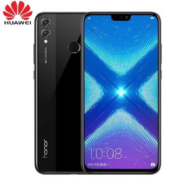 Yeni model Huawei Honor 8X 64GB,Black - Bakı