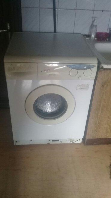 продаю машинку Beko состояния нормальное  7 кг в Бишкек