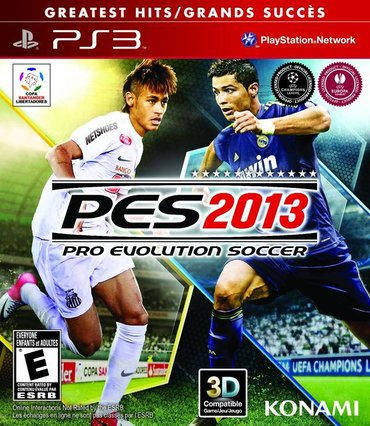 """Bakı şəhərində """"PES 2013"""" Ps3 diski"""