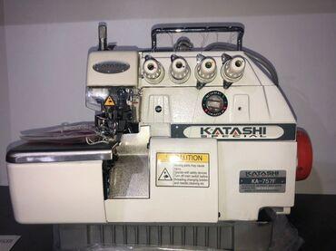 спорт пит бишкек in Кыргызстан   СПОРТИВНОЕ ПИТАНИЕ: Швейная машинка  Пити ниточный оверлок KATASHI