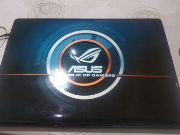 прокатка дисков в бишкеке в Кыргызстан: Срочно продам игровой ноутбук Asus N61 (Core