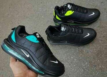 Muske nike patike - Srbija: Nike air max 720 crne muške patike NOVO 41-46