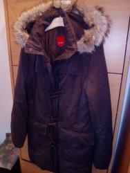 Zimska jakna ljubicaste boje - Srbija: Zimska jakna ESPIRIT u braon boji. odlicna, topla