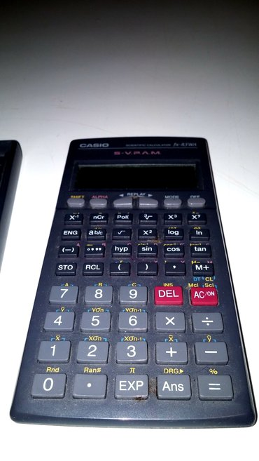 "DIGITRON""CASIO FX 83 WA""SCIENTIFIC. - Beograd"