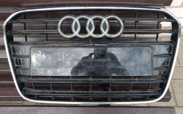 Bakı şəhərində Решетка радиатора Audi A6 2011-2014